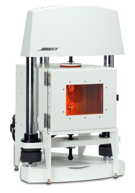 Enceintes thermiques pour machines d'essais Bose Bose